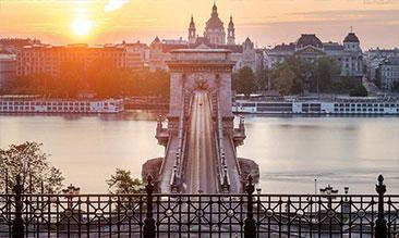 Budapest hajós vacsora látnivalók