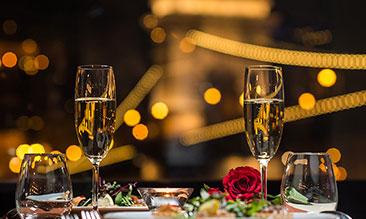 Budapest romantikus hajós vacsora