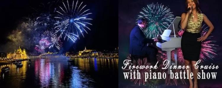 Budapesti hajózás augusztus20 zongora